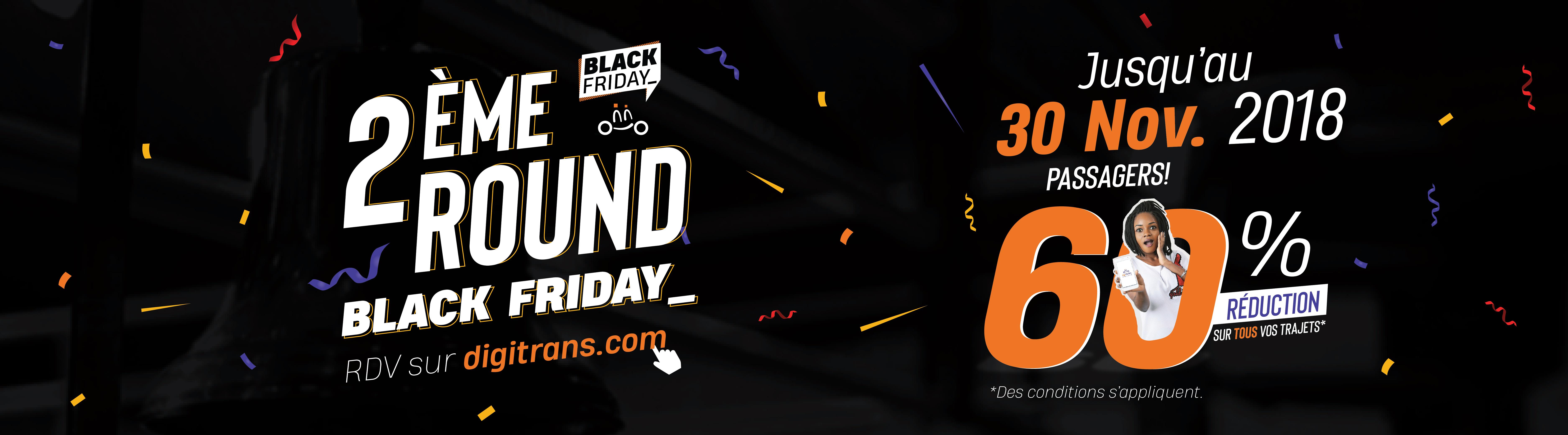 digiTRANS Black Friday